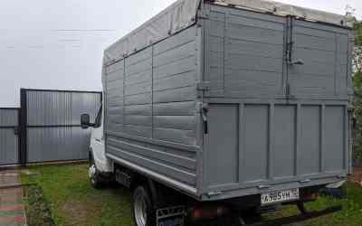 Перевозка лошадей и крупного рогатого скота - Параньга