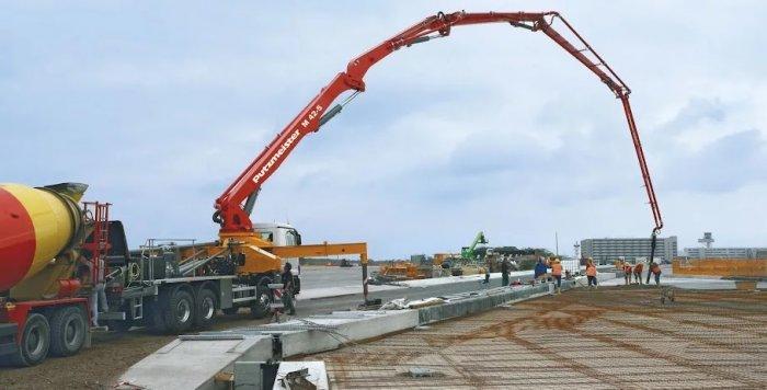 Мари бетона корректировка бетона