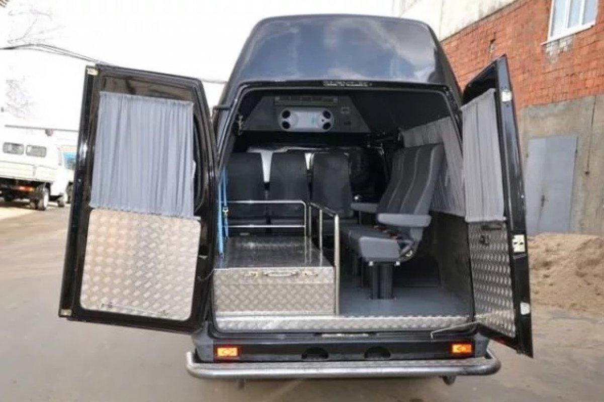 Газель (грузовик, фургон) Газель ритуальная заказать или взять в аренду, цены, предложения компаний